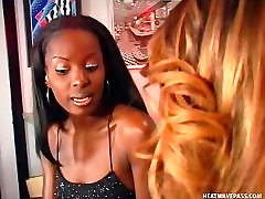 Sexy teen sex tivit sluts Kitten and Chocolate share white cock