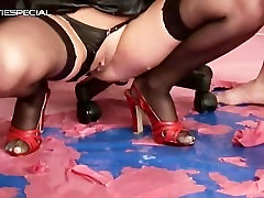 Pussy in afrikaans gay men gets pissed in her part4