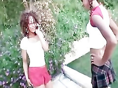 Ghetto Teen Lesbian Sluts
