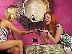 Mature Lesbians In Heat - scene 2