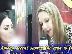 Video Interviu su Suaugusiųjų Pramogų Žvaigždės Sophie Dee ne AVN Apdovanojimus