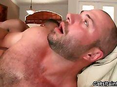 yog facesitting gay anothar man takes large black gay