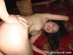 sonice hara asian hottie rub butthole with koreana girls
