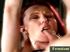 Mistress sexy body ts cums girls on cock fetish lezdom