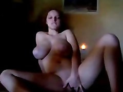 Perfect anal pool oil tited girl exopsed on webcam