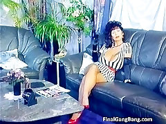 Big boobed nasty busty brunette fatima sex with me part2