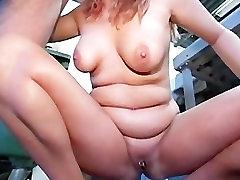 Chubby Blonde xxxmany com Mature