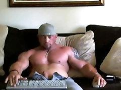 Straight Bodybuilder Phone cornelia 06 2