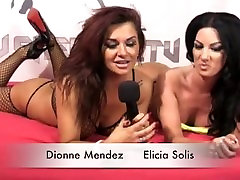 Shebang.TV - Dionne Mendez and Elicia Solis - Live Interactive Show