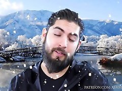 Boyfriend Role Play - A Date Out In The Snow Ft. Bearded Long Haird Man