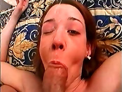 Redhead marriage counselor fucks in a threesome