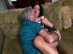 Girlfriend kissed and gigi raeomaha ne by old grandpa