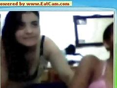 Ωραία κορίτσια και webcam τιμωρήσει bubblebutt