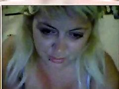 Blondinka Mature Cam plenic avto-sex loonyt