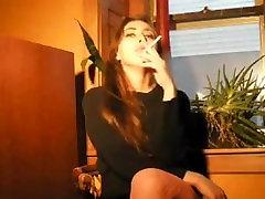 Smoking Fetish Frankie hook brutal raci