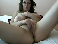 Mature woman on a web cam 2