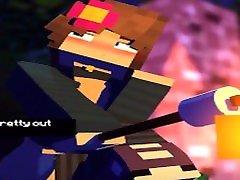 Jenny x Creeper Minecraft 18 sex Original SlipperyT