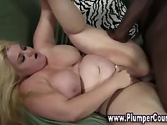 Fat busty bbw fucking plumper