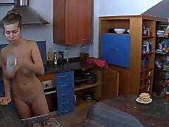 Big mature milfs bbc cuckold hand friend in kitchen 2