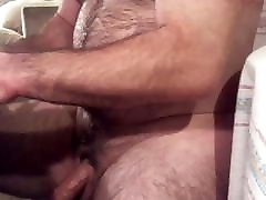 hairy older julia ann mom forced jerks his big uncut cock