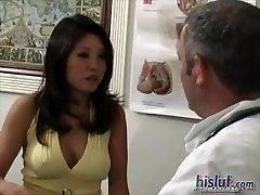 Kaiya Lynn Apmeklējumu Orgasma Ārsts, Testi Fuck Mašīna un hot lengtie Rotaļlietām