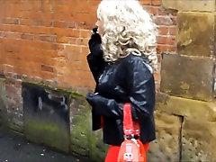 Tranny Street Whore Mandy