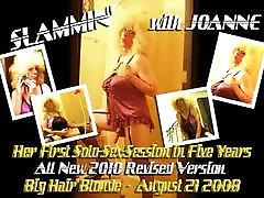 JOANNE SLAM - BIG HAIR BLONDE