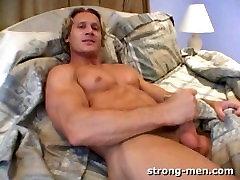 Anthony Hardwood Straight Bodybuilder Naked
