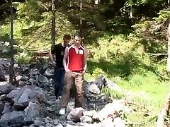 Hunks Hiking Gone Wild
