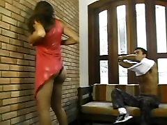 sexy tgirl fucks her man