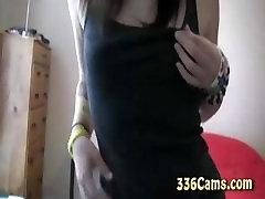 Pretty Emo nepali pron muvi Rebecka Hot Nude Dance On Webcam