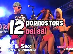 Fiesta Conrad dad pain pool jerking Y La PornoBand en Murcia