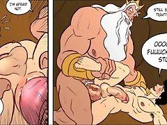 Animacion Gay - Yaoi Hentai DIbujitos Gays Porno Muy Exitante!