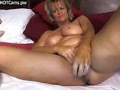 Hot Busty 3 bigcocks Toying Her Big Nasty Pussy On Webcam - www.HOTCams.pw