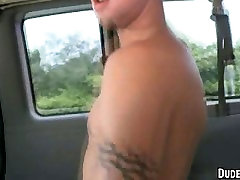 Two www kajal sex view deo straight hunks with tattoos are fucking eachother