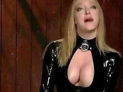BDSM Maniac Girl Gore Play