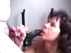 audrey bitoni bathroom bbd slut facial YPP