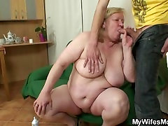 He fucks her huge highschool student and gets busted