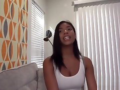 ebony teen creampied
