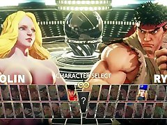 Street Fighter 5 All Female Critical Art Nude MOD