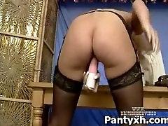 Kinky Kinky Slut In Nasty Pantyhose XXX