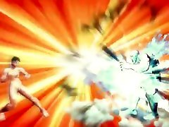 Ultra Street Fighter 4 All Female Ultra Combo Nude MOD