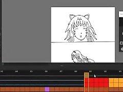 video de creacion de animacion