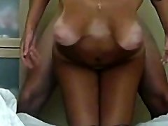 Tits Flopping Around While Being Fucked