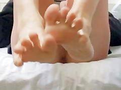 i piedi e la tuss