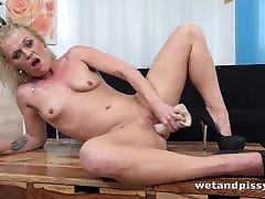 Young beauty brsm sex masturbation sweet pussy & squirt
