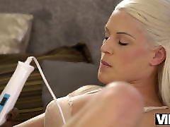 VIP4K. Horny Blanche makes sure a BBC is better than a sex