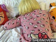 Sleeping Ass, Waited For My Step Daughter To Fall Asleep
