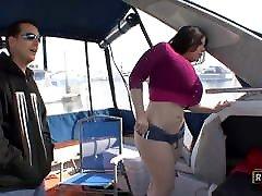 DAPHNE ROSEN BOAT FUCK