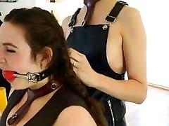 Hair Bondage